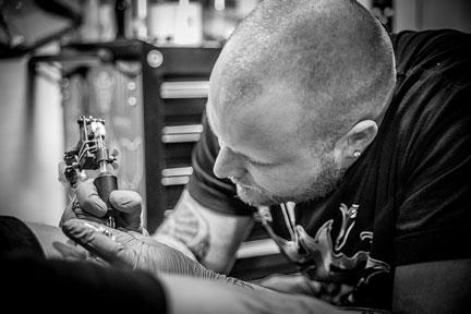 Stay Classy Tattoo